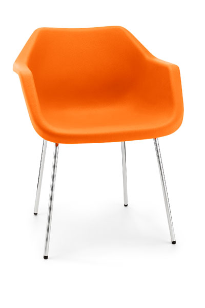 armchair-1-orange