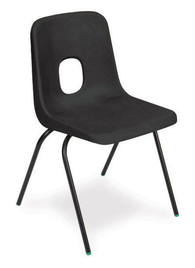 Series E Chair 1 black