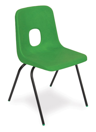 Series E Chair 1 green