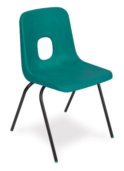 Series E Chair 1 jade