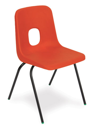 Series E Chair 1 red