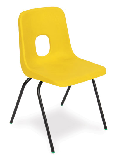 Series E Chair 1 yellow