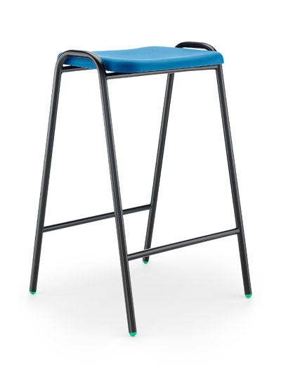 poly stool 2 blue jade emerald green red brown black grey sapphire yellow purple