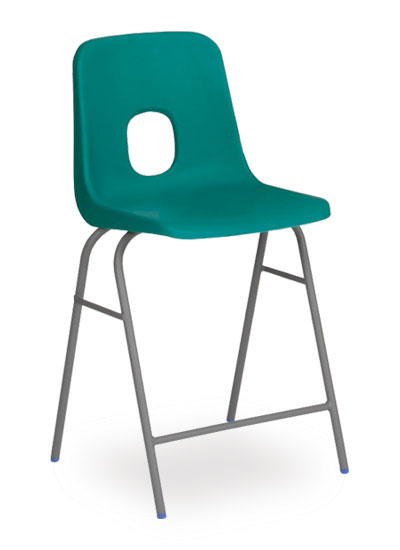 series e stool jade