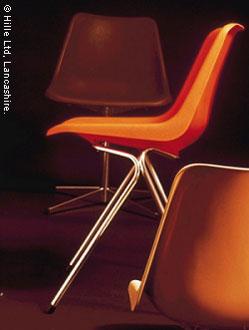 Original polyside chair