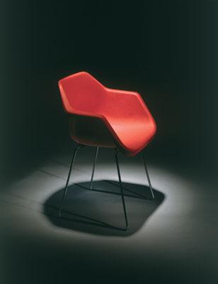 Hille arm chair
