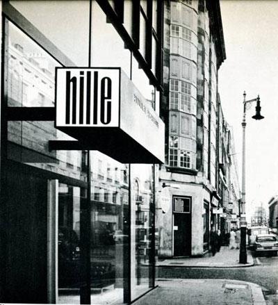 Hille Showroom