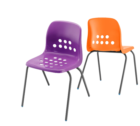 The Hille Pepperpot Chair Offers Something Different An Exciting Look For Modern Classroom